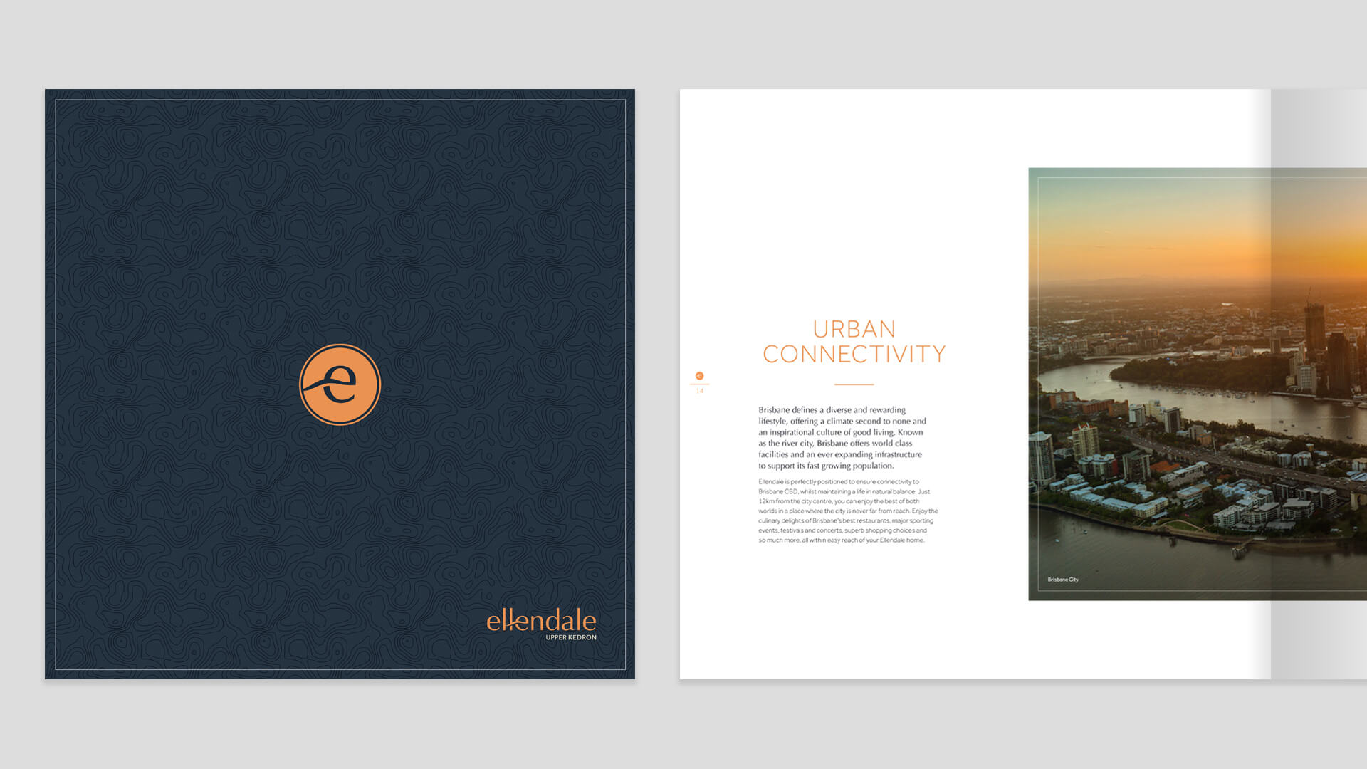 Ellendale Upper Kedron Brochure Cover